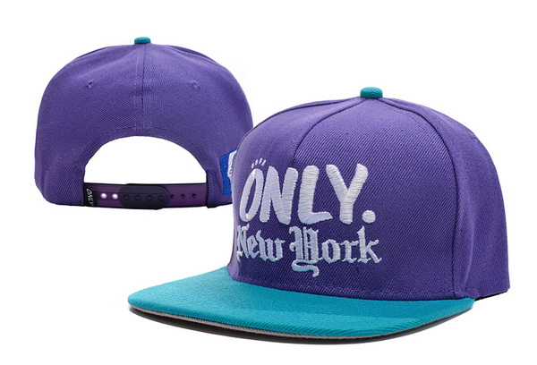 Only NY Snapbacks Hat XDF 04